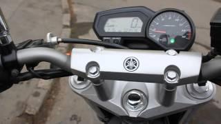 6. Yamaha FZ6 S2 2008