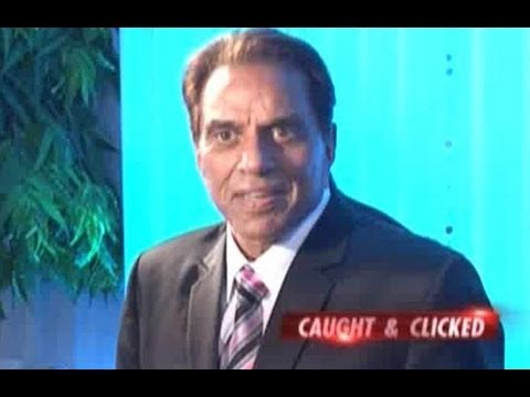 Dharmendra jokes about Sunny & Bobby Deol's absence