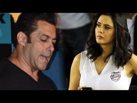 Salman Khan Dances To Avoid Preity-Ness Case
