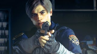 RESIDENT EVIL 2 REMAKE - 11 Minutes Of Gameplay Walkthrough Demo PS4 (E3 2018)