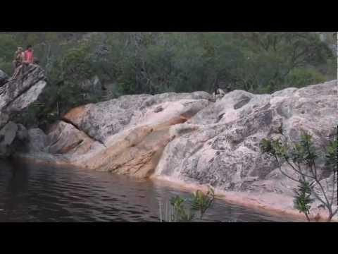 Como acabar a água em Conceição dos Gatos - Chapada Diamantina