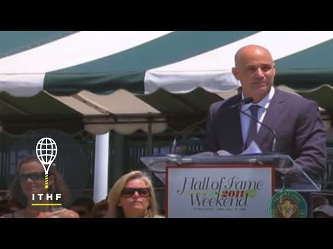 2011 Hall of Fame Induction Speech – Andre Agassi