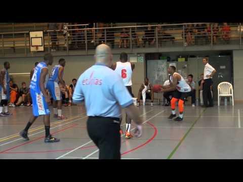 Men's Basketball - #EuroCamels Win at United-Woluwe