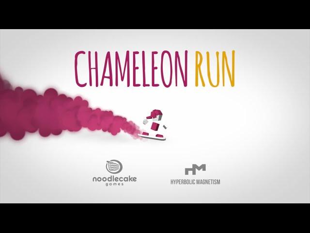 Chameleon Run - Official Trailer
