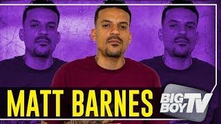 Video Matt Barnes on Athletes vs Cancer All-Start Weekend, Kobe Going Back to Lakers & A Lot More MP3, 3GP, MP4, WEBM, AVI, FLV Agustus 2018