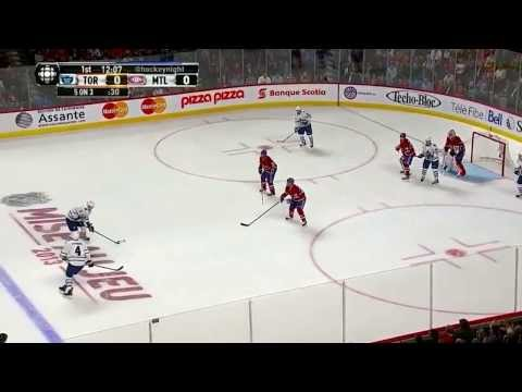 James Van Riemsdyk First 2013-2014 NHL Season Goal 10/1/13