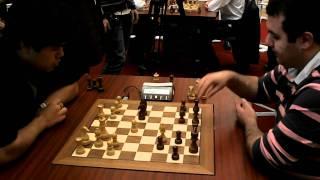 Hikaru Nakamura   -  Rauf Mamedov  Wch  chess blitz  2010