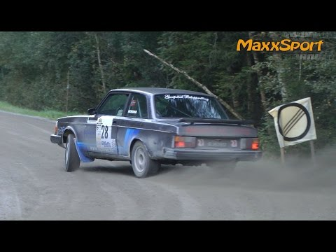 Rally Hedemarken 2016 - Action by MaxxSport