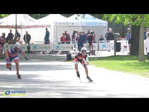 Campeonato navarro 100 metros contrarreloj 1