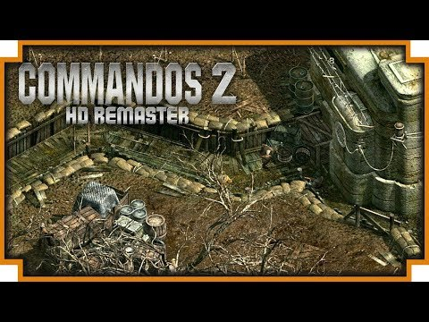 Commandos 2: HD Remake - (Classic WWII Real Time Tactics Game)