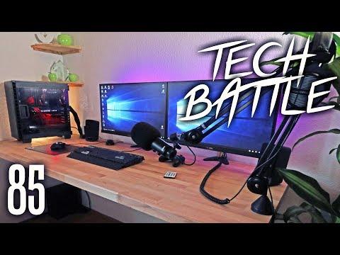 Tech Battle Episode 85  - SETUP im Urwald