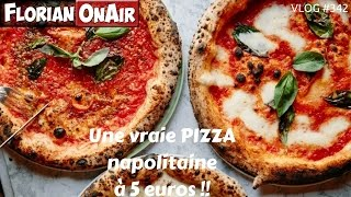 Video Une vraie PIZZA napolitaine à 5 euros -  VLOG #342 MP3, 3GP, MP4, WEBM, AVI, FLV Agustus 2017