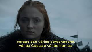 Fique por dentro de Game of Thrones. Veja os bastidores da trilha sonora da série! #WinterIsHere #GameofThrones #GoTS7...