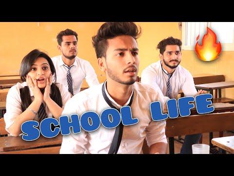 SCHOOL LIFE - THEN VS NOW - | Elvish Yadav |