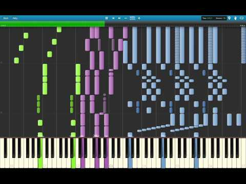 Video ナイト・オブ・ナイツ Night of Knights [Piano] [Synthesia] download in MP3, 3GP, MP4, WEBM, AVI, FLV February 2017