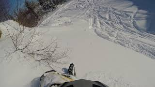 7. Ski doo tundra 550f