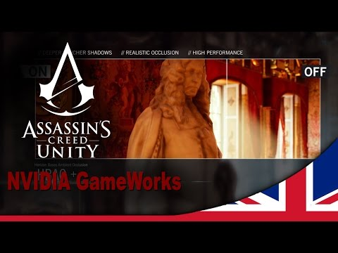 UK - Enjoy Nvidia GameWorks features in the PC version of Assassin's Creed Unity. Discover breathtaking Paris thanks to an experience enhanced by Nvidia technology. Join the conversation on...