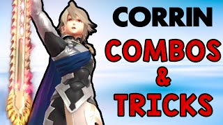 Corrin Combos & Tricks (My Smash Corner)
