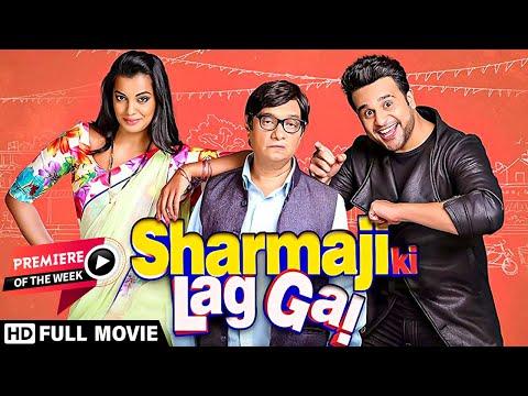 Sharmaji Ki Lag Gayi (2019) | Krushna Abhishek | Mugda Godse | Bijendra Kala | Hindi Comedy Movie