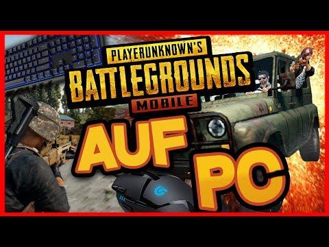 PUBG Mobile am Pc Spielen kostenlos [Tutorial Deutsch ...