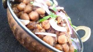 Chana Masala (Chole) Recipe - Indian Vegetarian Recipes