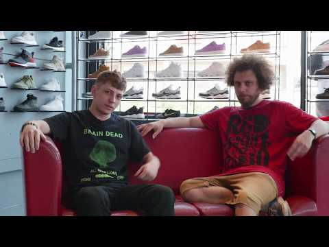 Mc Gey - Interview @ Footshop