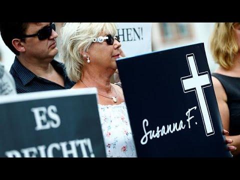 Γερμανία: Διαδηλώσεις για το θάνατο της 14χρονης Σουζάνα…