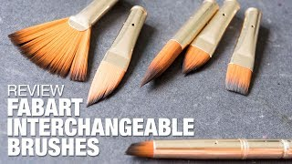 This versatile brush set has 12 types of brush and 3 detachable bodies. Find out how they perform in this video.Text reviewhttp://www.parkablogs.com/content/review-fabart-15-piece-interchangeable-artist-paint-brushesAmazon (affiliate) link:US: http://amzn.to/2t59mBNFind me onYoutube: https://www.youtube.com/user/teohycParkaBlogs: http://www.parkablogs.comFacebook: https://www.facebook.com/parkablogsTwitter: https://twitter.com/ParkaBlogsFlickr: https://www.flickr.com/photos/parkablogsInstagram: https://instagram.com/parkablogsGumroad: http://gumroad.com/parkablogsPatreon: https://www.patreon.com/parkablogs