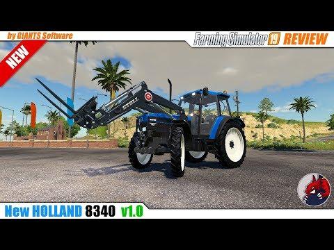 New Holland 8340 v1.0.0.0