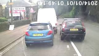 Halifax United Kingdom  city photos : Road rage