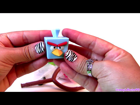 K'NEX SPACE Angry Birds Ice Bird Breakdown Building Toys Playset Build Like Lego by Disneycollector