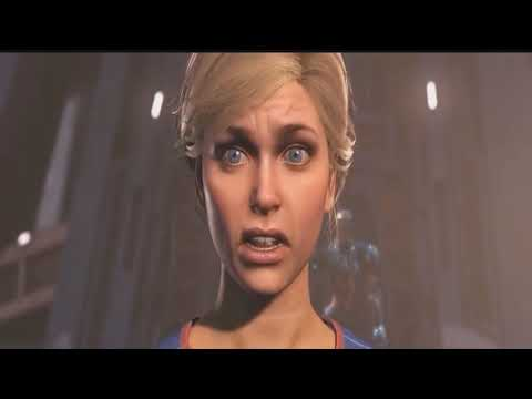 inJustice Justice 2 Full Movie HD The Rise of Super Girl