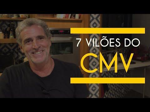 Os 7 vilões do CMV de um restaurante