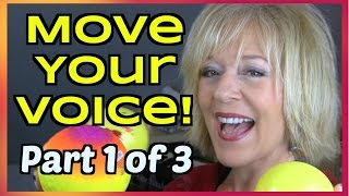 Move Your Voice - Part 1 - Body Awareness While Singing