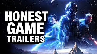 STAR WARS BATTLEFRONT 2 (Honest Game Trailers)