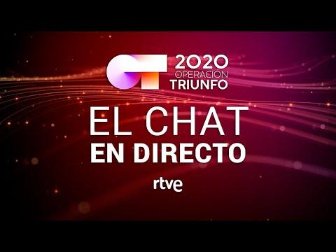 EL CHAT EN DIRECTO: GALA FINAL | OT 2020