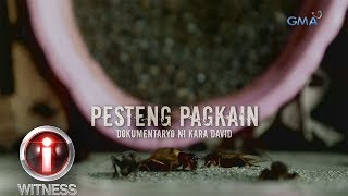 Video I-Witness: 'Pesteng Pagkain,' dokumentaryo ni Kara David (full episode) MP3, 3GP, MP4, WEBM, AVI, FLV Agustus 2018