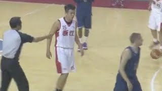 """6'7"""" Chinese Pro trys to FIGHT The Professor after being EMBARASSED!"""