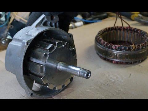 Как сделать самому генератор из неодимовых магнитов