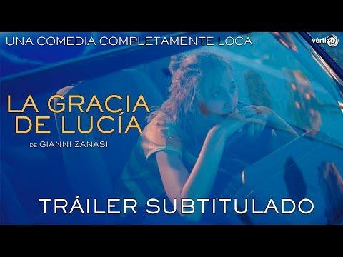 La gracia de Lucía - Tráiler Subtitulado?>