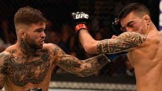 Cody Garbrandt KOs Thomas Almeida At UFC Fight Night 88 by Obsev Sports
