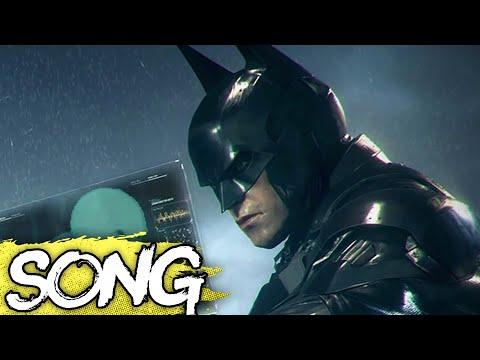 Batman Arkham Knight Song | The Dark Knight | #12DaysOfNerdOut (видео)