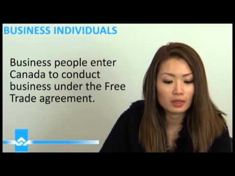 Business People vs Business Visitor Video