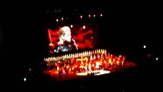 Delta Goodrem LIVE - Love, Thy Will Be Done - Vector Arena, Auckland (11 Sep 2014)