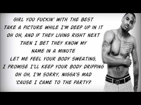 Trey Songz ft. Nicki Minaj - Touchin, Lovin (Lyrics) [HD/HQ]