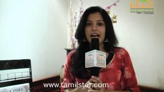 Shivada Nair Speaks at Nedunchalai Movie Press Meet