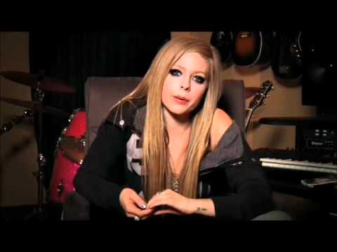Avril Lavigne - Making Of Goodbye Lullaby Part.2