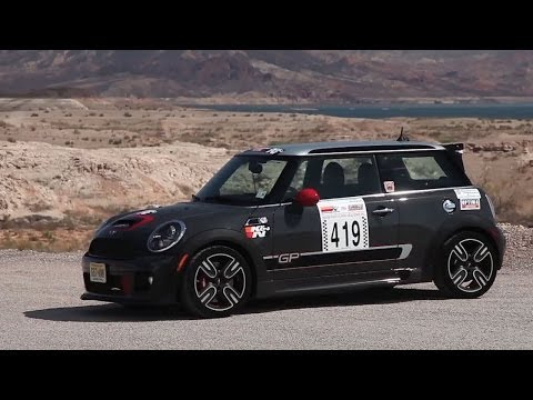 Tuned - Matt and Zack take the 2014 Mini Cooper Works GP to the Silver State Classic, an open road challenge in the Nevada desert. It started out as a good idea, but...