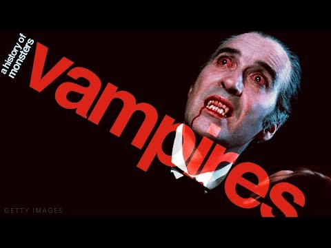 Video A History of Monsters: The Vampire download in MP3, 3GP, MP4, WEBM, AVI, FLV January 2017