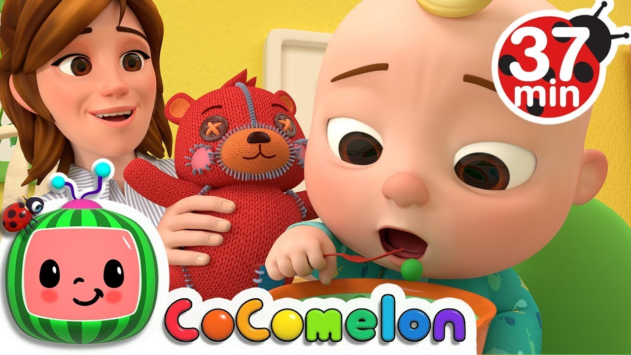 Yes Yes Vegetables Song | +More Nursery Rhymes & Kids Songs - CoCoMelon - YouTube